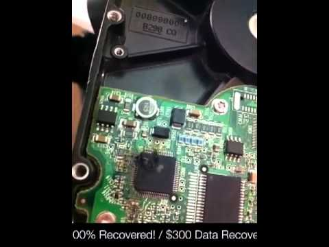 "Data Recovery From Maxtor 3.5"" ATA: 100% Recovered for $300 by 300 Dollar Data Recovery"