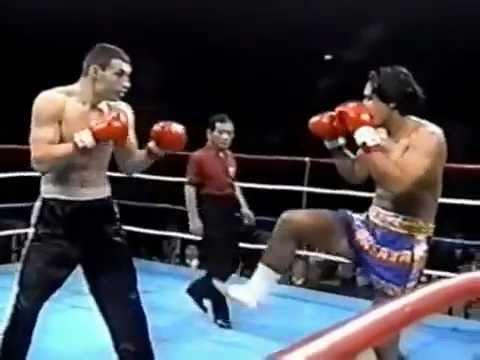 Vitali Klitschko kickboxing
