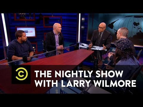 The Nightly Show - Panel -