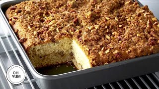 Is This The Perfect Coffee Cake?