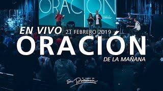 🔴 Oración de la mañana (Música Cristiana) - 21 Febrero 2019 - Andrés Corson | Su Presencia