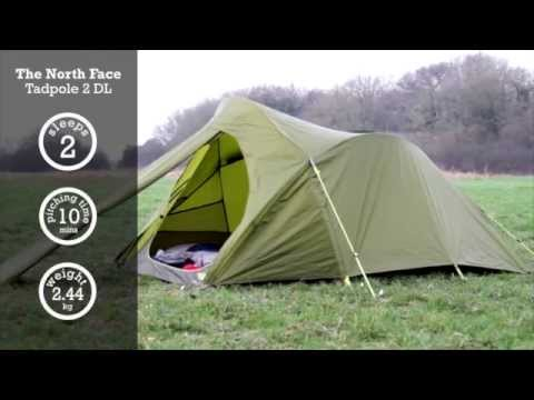 The North Face Tadpole 2 DL tent (2012)   Cotswold Outdoor product video