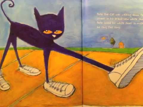hqdefault jpgPete The Cat I Love My White Shoes