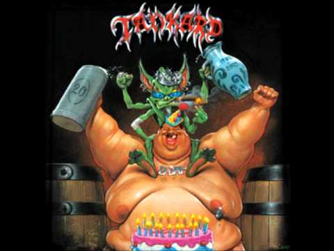Tankard - Ugly, Fat And Still Alive