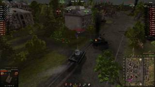 World of Tanks - Энск - Tiger II HD 1080p No Comments