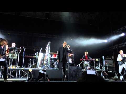 Einsturzende Neubauten live - Eutropia festival - Roma 25/06/2015 - Video HD.