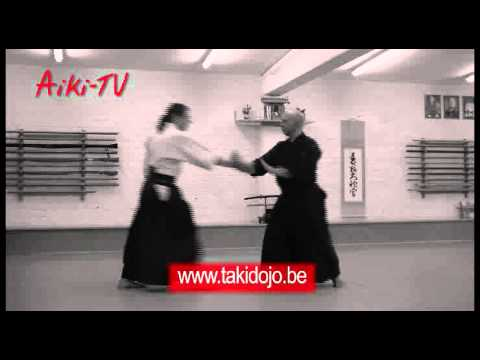 aiki techniques by Taki Dojo Antwerp Image 1