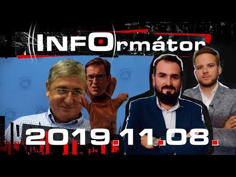 Informátor (2019-11-08) - HÍR TV