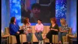 mark indelicato on the view