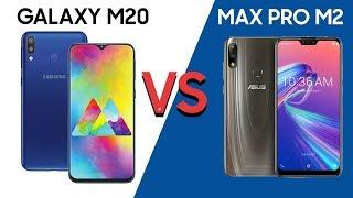 So sánh Galaxy M20 vs Asus Zenfone Max Pro M2: Kẻ nào chiến thắng? | Zentalk.vn