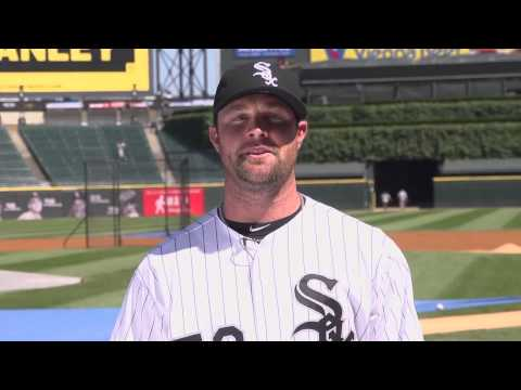 Oral Helath America: John Danks Chicago White Sox NSTEP®  PSA