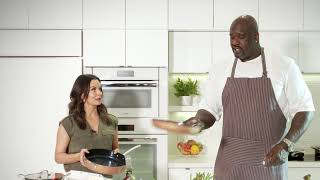 COOKING WITH SHAQ | Non-Stick