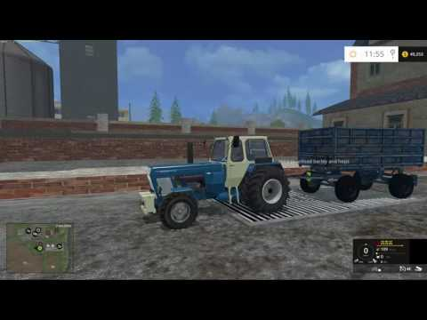 Farming Simulator 15 On The Gifts Of Caucasus 1.3
