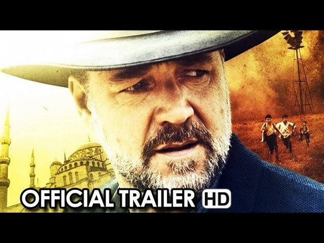 The Water Diviner Official Trailer #1 (2014) - Russell Crowe HD