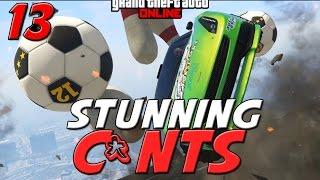 GTA ONLINE - STUNNING C*NTS 13 - (GTA 5 ONLINE)