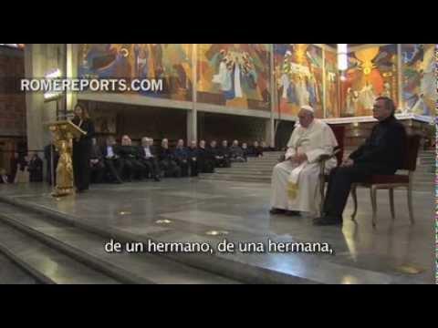 Francisco a los mafiosos: