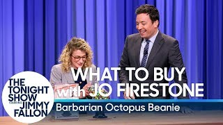 What to Buy with Jo Firestone: Barbarian Octopus Beanie