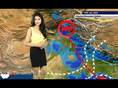 19 July, 2015 Monsoon Updates   Skymet Weather