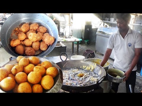 Yummy Egg Bonda / Mysore Bonda / Vada @20 rs only | Best Street Food