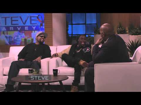 Kevin Hart & Ice Cube Extras