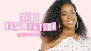 Kelly Rowland Sings Aretha Franklin, Destiny's Child, and More in a Game of Song Association   ELLE