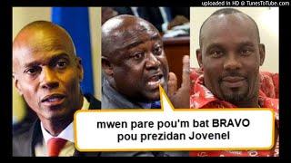 AUDIO: Senateur Beauplan di li pare pou'm fe Prezidan Jovenel eskiz