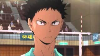 Oikawa and Iwaizumi - You're right