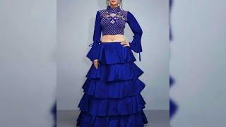 Top Stylish Wedding Dress For Girls 2019   Latest Top Stylish Dresses For Girls 2019   T.F.