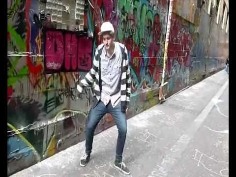 Skrillex - Slats Slats Slats (dubstep Dance) video