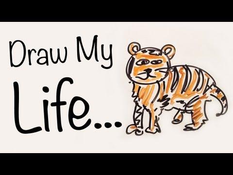 Draw My Life - Tiger Edition