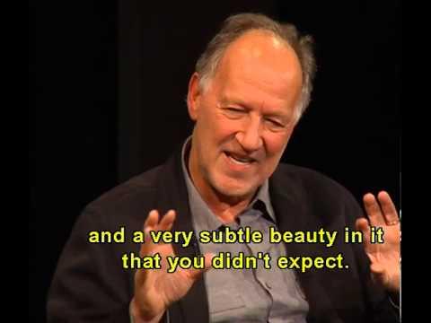 Jonathan Demme interviews Werner Herzog (MoMA, 2008)