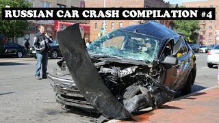 The ULTIMATE Russian Car Crash COMPILATION #4 - [2016]