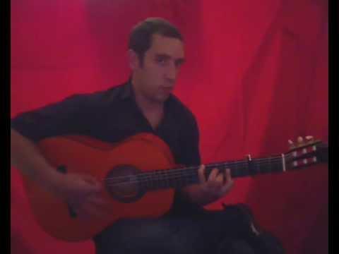 Tomatito' s Buleria falseta 1 lesson by Luis Barriga