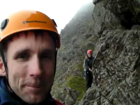 Lake District Dow Crag Vertical Adventures Rock Climbing