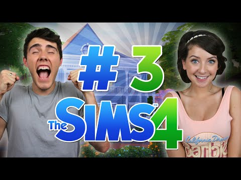 Moving Into A New House | Sims 4 With Zoella #3