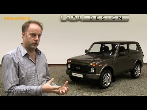 LADA 4x4 Urban Full Review (english version)