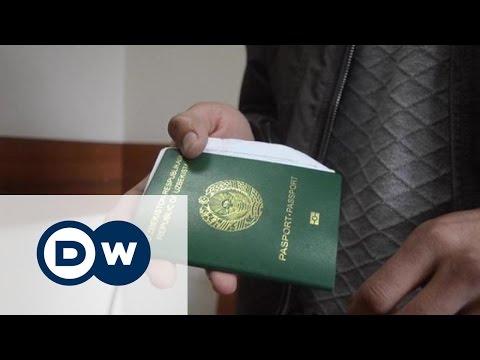 Вон из России: DW побывала на суде по выдворению мигрантов
