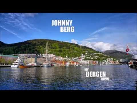 My Bergen Town by Johnny Berg