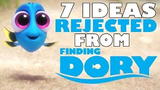 7 Ideas REJECTED from Finding Dory! | Plot Twists #7 - Jon Solo