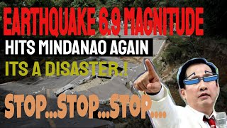 Todays News Phillipines 6.9 Magnitude Earthquake (Lindol) Hits Mindanao again! | December 15, 2019!