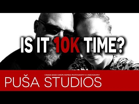 Road to 10k Subscribers - Youtube Channel Subscribers Celebration | Puša Studios Special