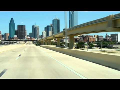 Oak Cliff to Downtown Dallas
