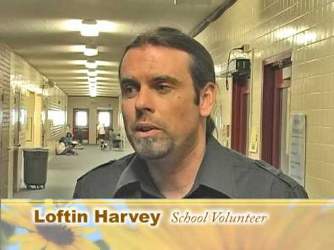 Loftin Harvey - Outstanding Volunteer