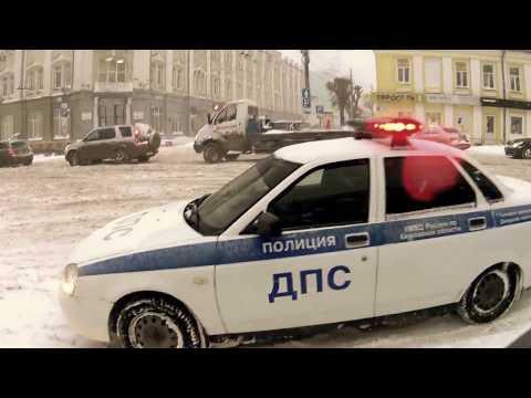 Снежный коллапс 20 апреля 2017 в Кирове