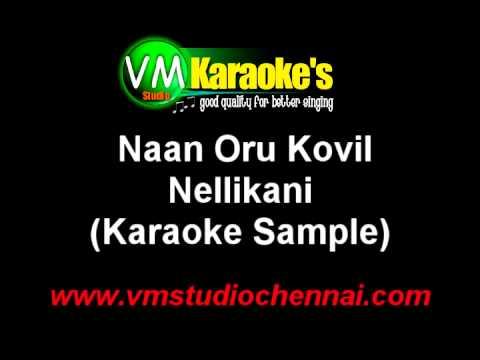 Naan Oru Kovil Karaoke Nellikani video