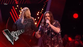 Download Lagu Chris James Vs Holly Ellison - 'I'd Do Anything For Love': The Battles | The Voice UK 2018 Gratis STAFABAND
