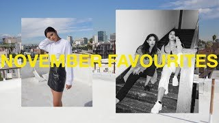 NOVEMBER FAVOURITES ft. Amy Vagabond | ToThe9s