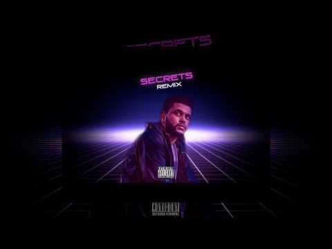 Cover Lagu The Weeknd - Secrets (Remix) ft. Rick Ross Wiz Khalifa Eva Simons