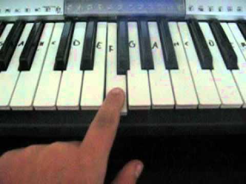 Jak Zagrać STO LAT Na Keyboardzie [yamaha Psr E403]
