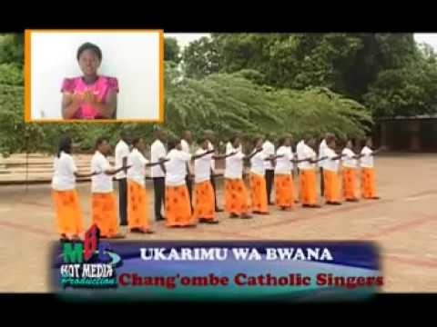 Ukarimu wa bwana  Chang'ombe Catholic Singers